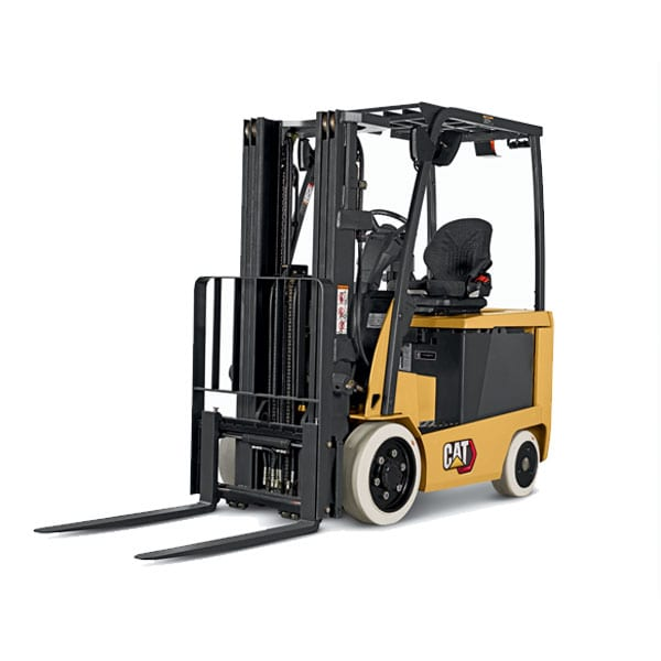 CAT Electric Forklifts