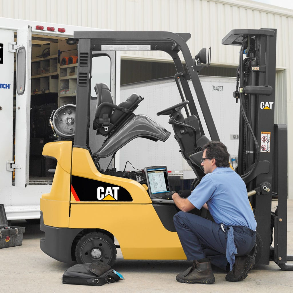 On-Site Forklift Repair
