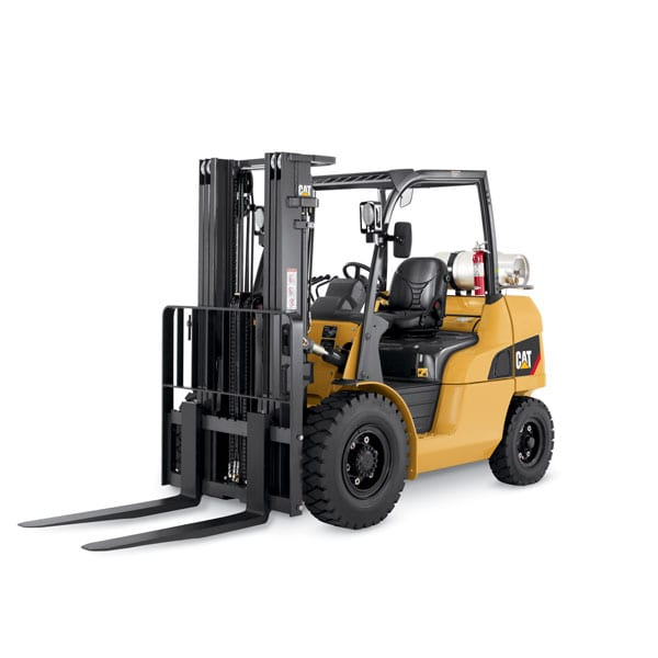 CAT Mid Size Pneumatic Forklift