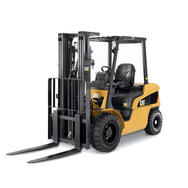 Small IC Pneumatic Forklift
