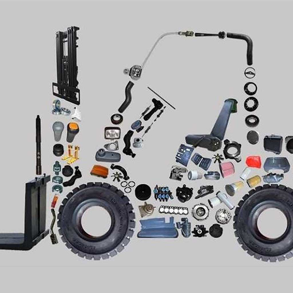 Forklift Replacement Parts