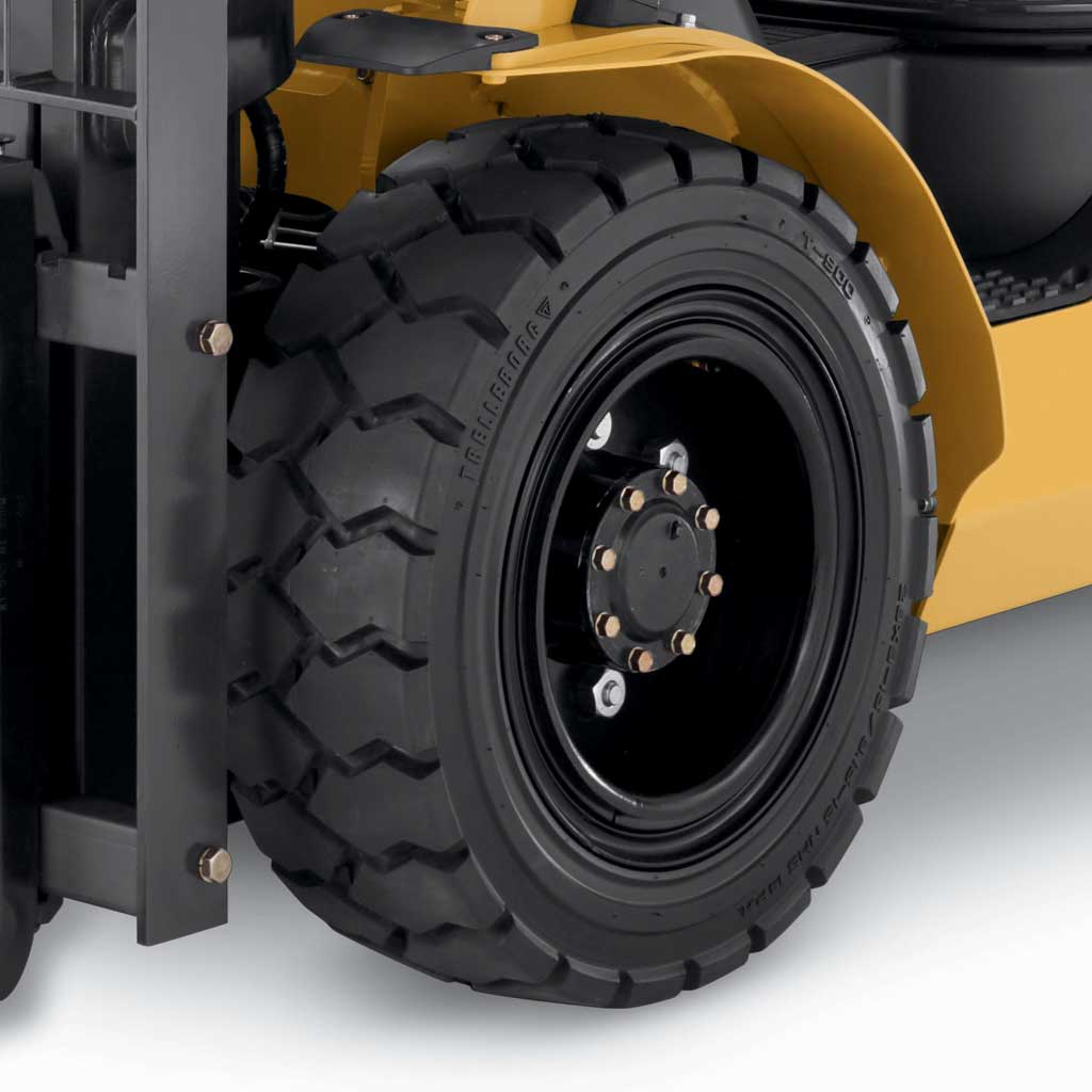 Forklift Replacement Tires