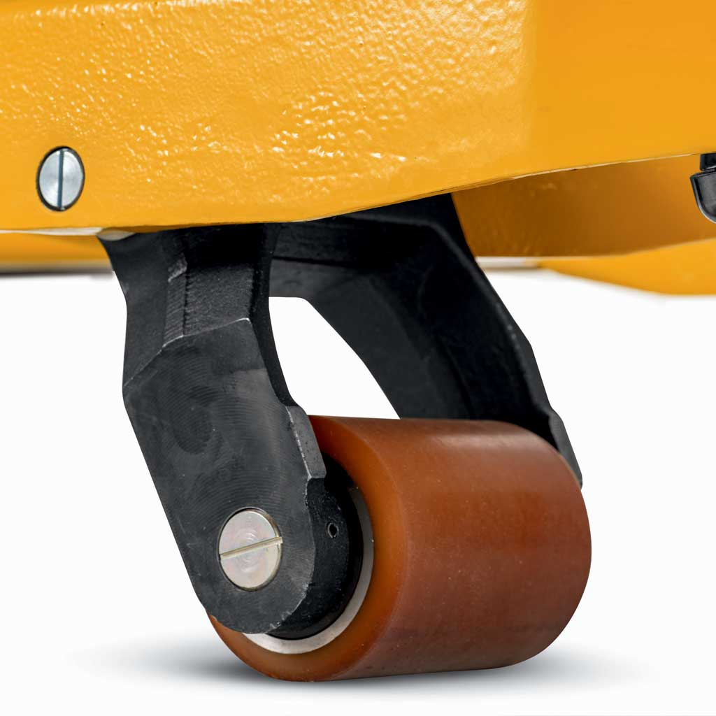 Pallet Truck Poly Tires
