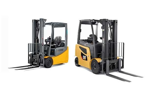 Electric Pneumatic Forklifts
