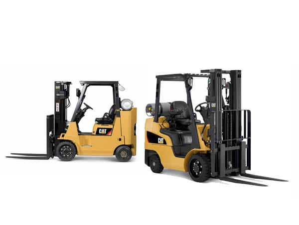 IC Cushion Tire Forklifts