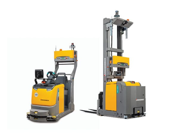 AGV Warehouse Equipment
