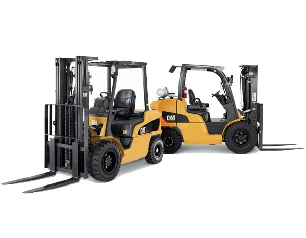 IC Pneumatic Tire Forklifts
